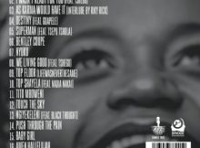 Music: Cassper Nyovest - I Wasnt Ready For You Ft. Tshego