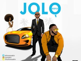 Lyrics: OmoAkin - Jolo (African Woman) ft. Banky W