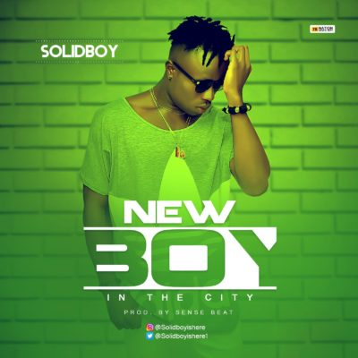 Music: Solidboy - New Boy In The City