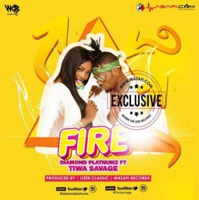 Music: Diamond Platnumz - Fire ft. Tiwa Savage