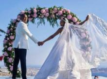 Newly Weds Stephanie Coker And Olumide Aderinokun Honeymoons In Barcelona Spain