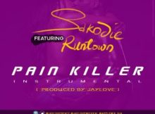 Instrumental: Sarkodie Ft Runtown - Pain Killer (Prod. Jaylove)
