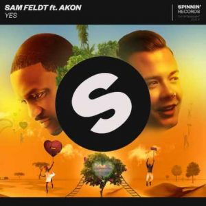 MP3 : Sam Feldt Ft. Akon - Yes