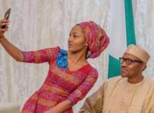 President's daughter, Zahra Buhari talks about those who prayed for her Father's death