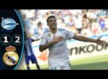 VIDEO : Alaves vs Real Madrid 1-2 - Goals & Highlights 23/09/2017 HD
