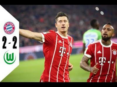 MP3 : Bayern Munich vs Wolfsburg - All Goals & Highlights - 22/09/2017 HD