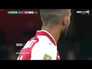 VIDEO: Arsenal vs Doncaster Rovers 1-0 – Highlights & Goals – 19 September 2017