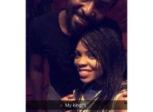 Singer Chidinma Shows Off Her King (Photo)