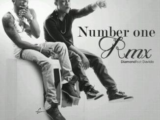 MP3 : Diamond Ft Davido - Number One Remix
