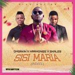 MP3 : Omo Akin Ft. Harmonize & Skales - Sisi Maria (Remix)