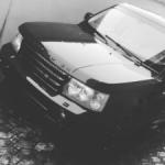 Rapper Yung6ix Shows Off His Range Rover