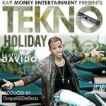 MP3 : Tekno Ft Davido - Holiday