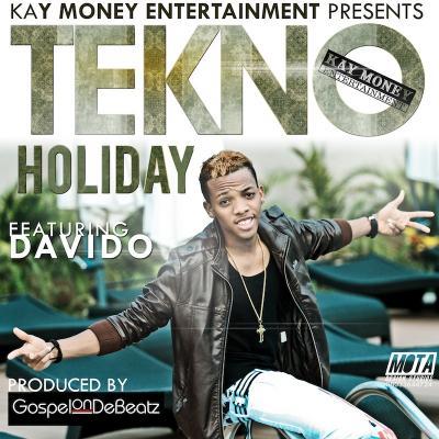 MP3 : Tekno Ft Davido - Holiday