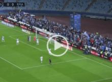 VIDEO: Real Sociedad 1-3 Real Madrid (La Liga Highlight)