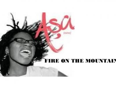 ThrowBack: Asa - Fire On The Mountain