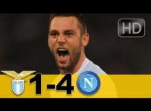 VIDEO : LAZIO vs NAPOLI 1-4 ● All Goals & Highlights HD ● Serie A - 20 September 2017