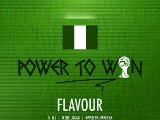 MP3 : Flavour - Power To Win ft. M.I, Irene Logan & Kwabena Kwabena