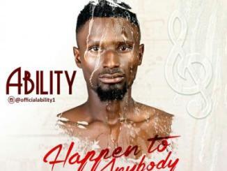 MP3 : Ability - Happen To Anybody