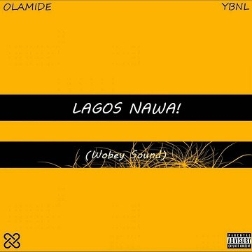MP3 : Olamide - Shine