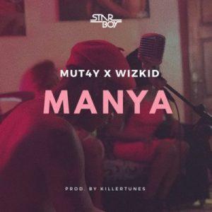 Instrumental: Wizkid - Manya (Remake By Benkraft)