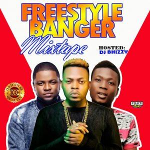 MIXTAPE: Dj Bhizzy - Freestyle Banger Mix