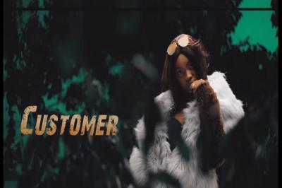 VIDEO: Fancy Gadam - Customer Ft. Patoranking
