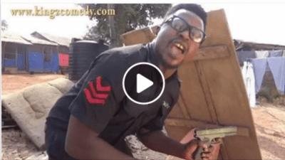 Comedy: Nigerian Police Arrest Rich Men vs Poor Men