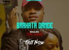 VIDEO: Jumabee & Skales - Brakata Dance