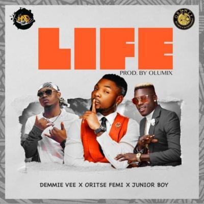 MP3: Demmie Vee ft. Oritse Femi & Junior Boy - Life