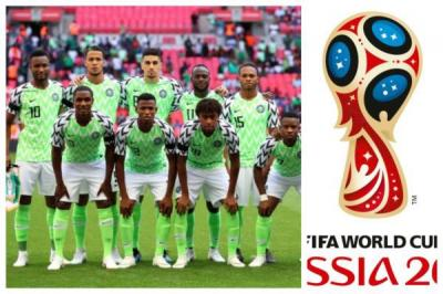 Super Eagles are the youngest squad in Russia