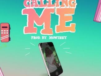 (music) DJ Holup - Calling Me ft. Minz