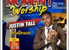 Plan to Attend Moment of Worship with Justin Tall (EVENT)