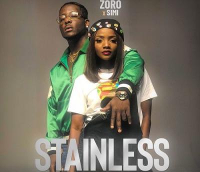 (music) Zoro x Simi - Stainless