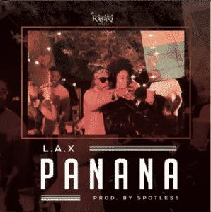(Lyrics) L.A.X - PANANA