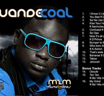 MP3: Wande Coal – Kiss Your Hands