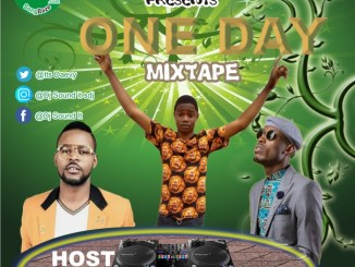 MIXTAPE: DJ Sound It Sdj - One Day Mix