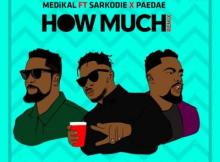 MP3 : Medikal - How Much (Remix) ft. Sarkodie & Paedae