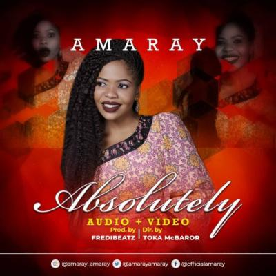MP3 + VIDEO: Amaray - Absolutely