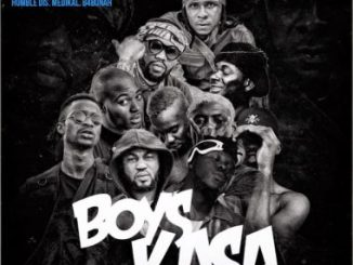 MP3 : R2bees - Boys Kasa Ft King Promise, Kwesi Arthur, Darkovibes, Rjz, Spacely, Humble Dis, Medikal X B4bonah