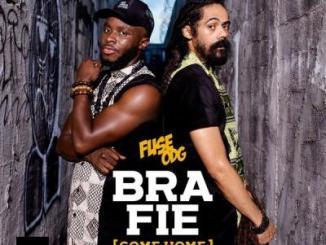 MP3 : Fuse ODG - Bra Fie ft. Damian Jr Gong Marley