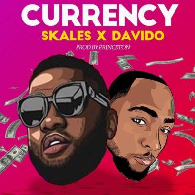 MP3 : Skales - Currency Ft. Davido