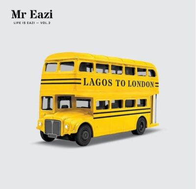 MP3 : Mr Eazi - In Molue to London (Skit) Ft. Broda Shaggi