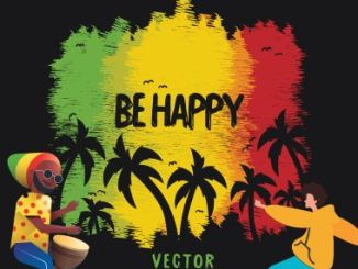 MP3 : Vector - Be Happy Ft. DJ Magnum X Daddy Showkey