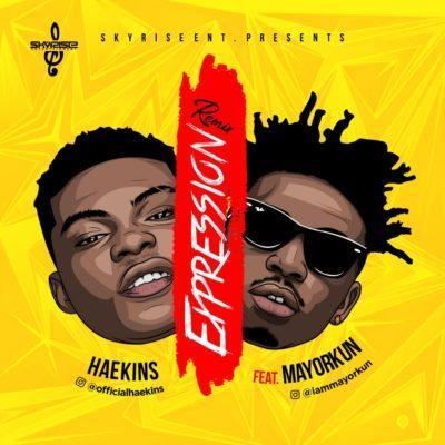MP3 : Haekins - Expression (Remix) ft Mayorkun