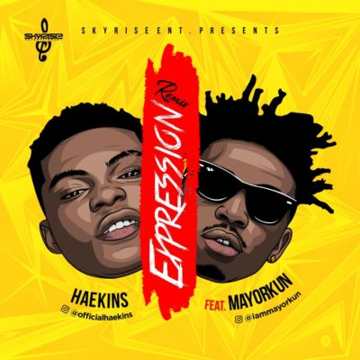 MP3 : Haekins - Expression (Remix) ft Mayorkun