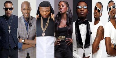 Check The List Of 100 Nigerian Musicians With Their Real Names