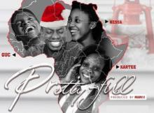 MP3 : Michael Rich - Prettyful ft GUC, Nessa, Kartee