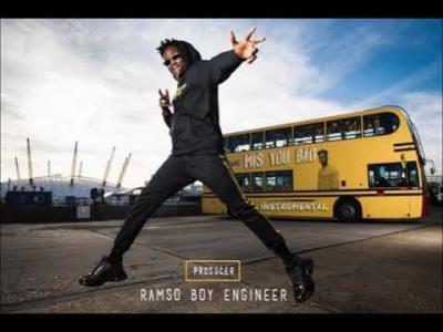 Instrumental: Mr Eazi ft Burna Boy - Miss You Bad (Remake By Ramso)