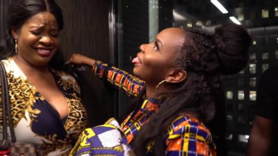 VIDEO: Yemi Alade - The Black Magic Tour Documentary