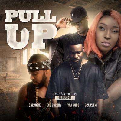 MP3 : Sarkodie Ft. Yaa Pono, Eno Barony x Braclem - Pull Up (Prod. Seshi)